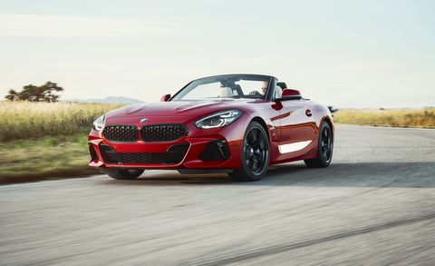 47 All New 2020 BMW Z4 M Roadster New Review