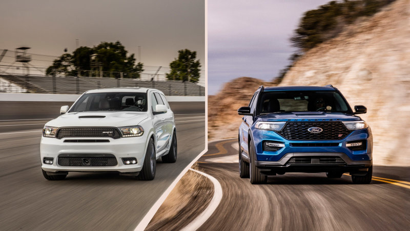 47 All New 2020 Dodge Durango Srt Exterior