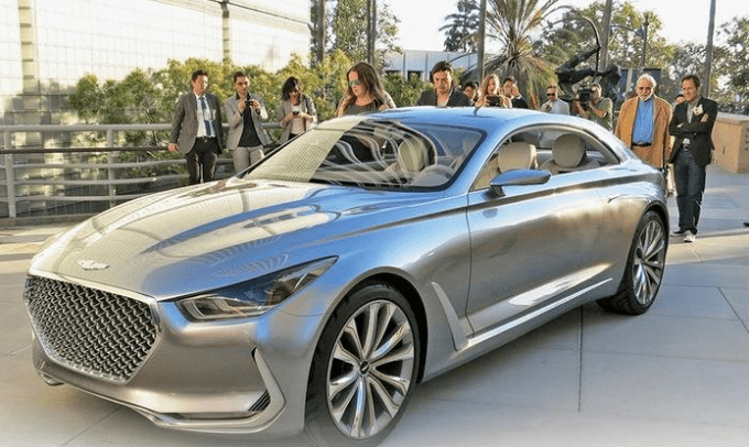 47 All New 2020 Hyundai Genesis Review