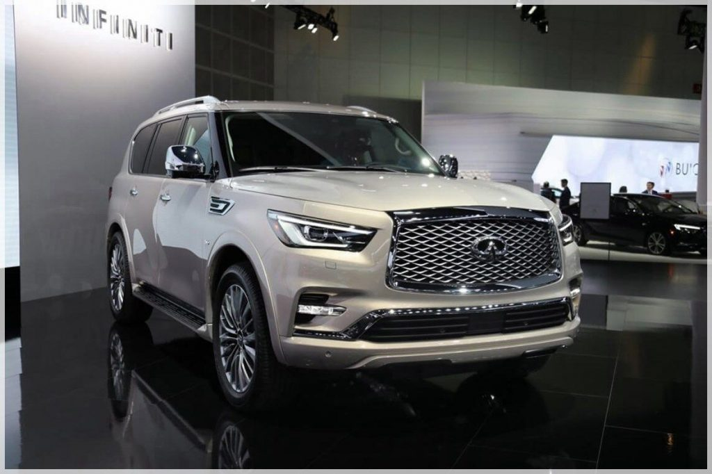47 All New 2020 Infiniti QX80 New Model and Performance