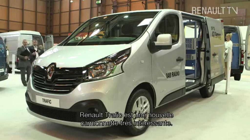 47 All New 2020 Renault Trafic Pictures
