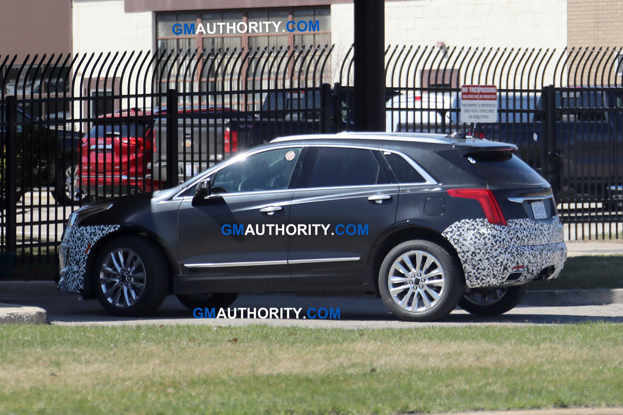 47 All New 2020 Spy Shots Cadillac Xt5 History