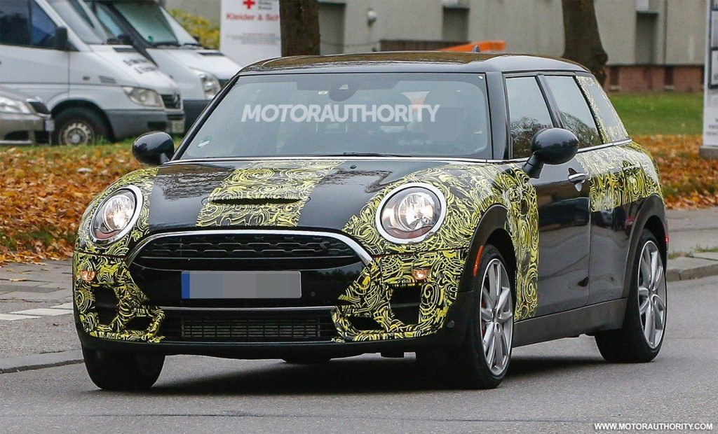 47 All New 2020 Spy Shots Mini Countryman Specs