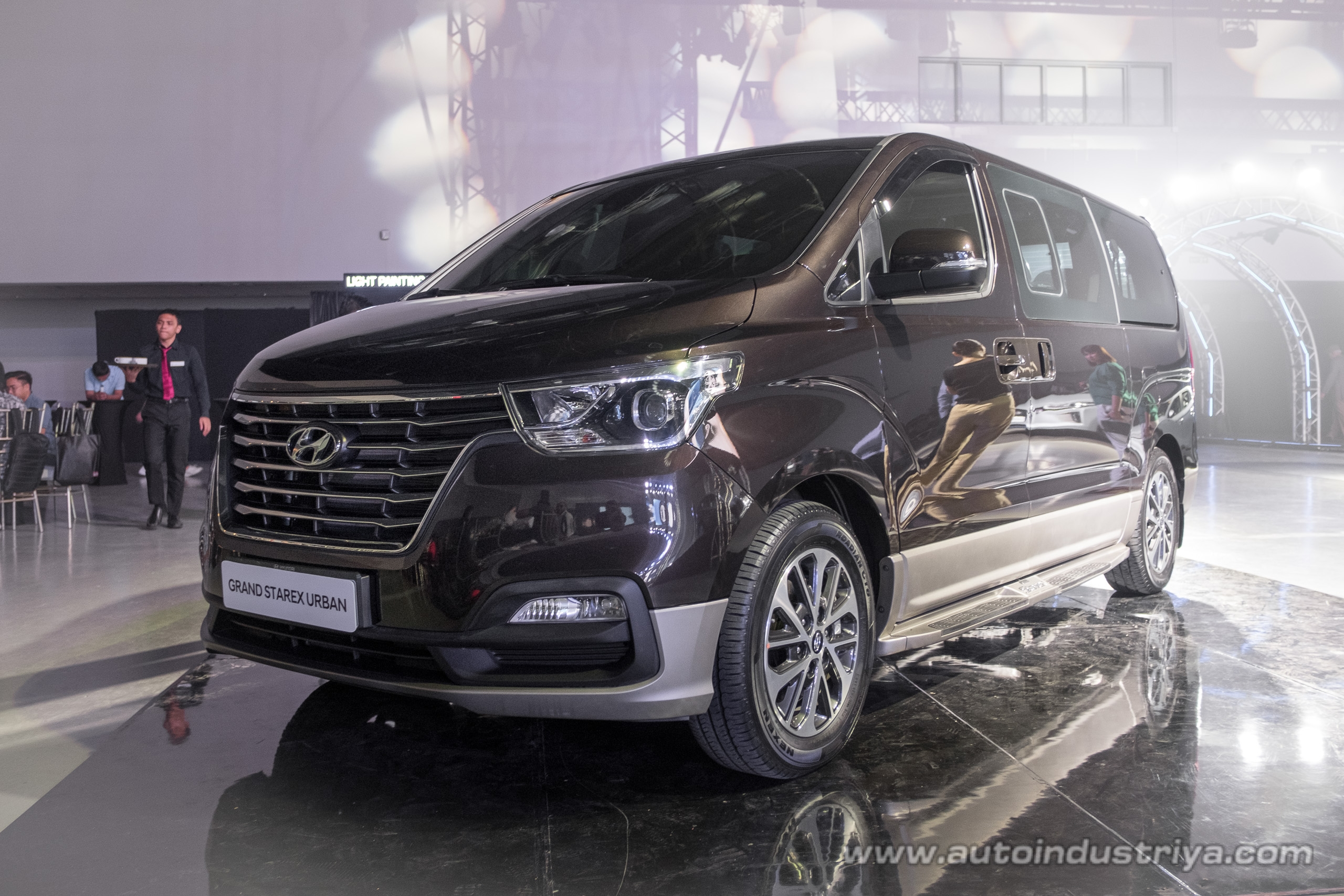 47 Best 2019 Hyundai Starex Exterior and Interior