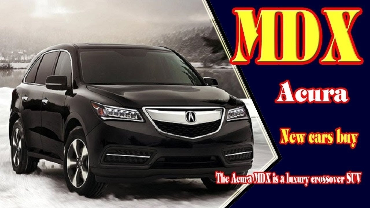 47 New 2019 Acura Mdx Rumors Exterior and Interior