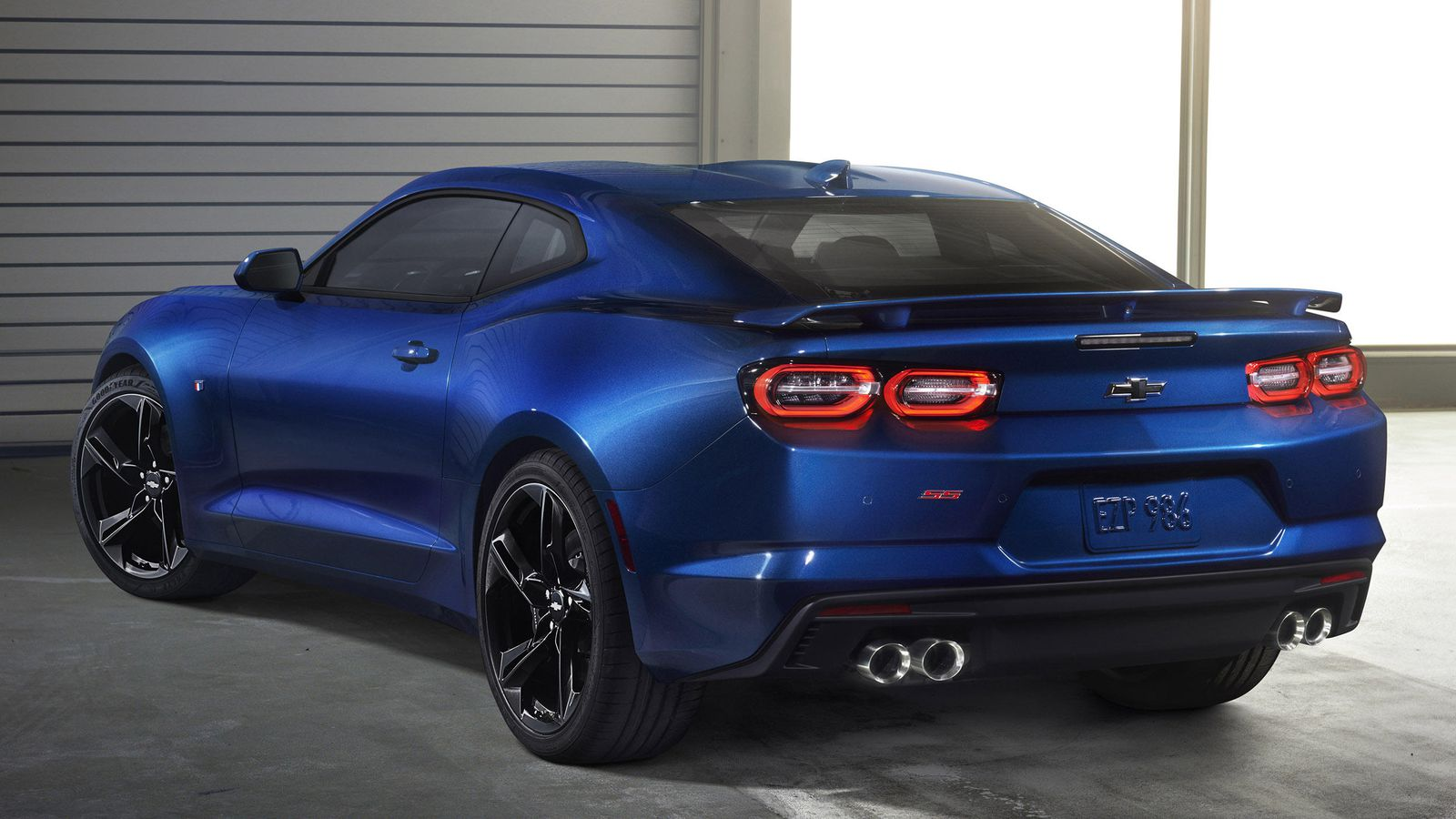 47 New 2019 Chevy Camaro Release Date and Concept