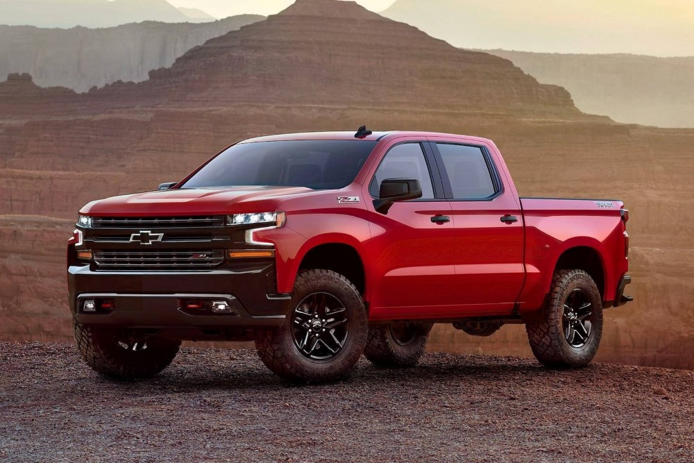 47 New 2020 Chevrolet Silverado Performance