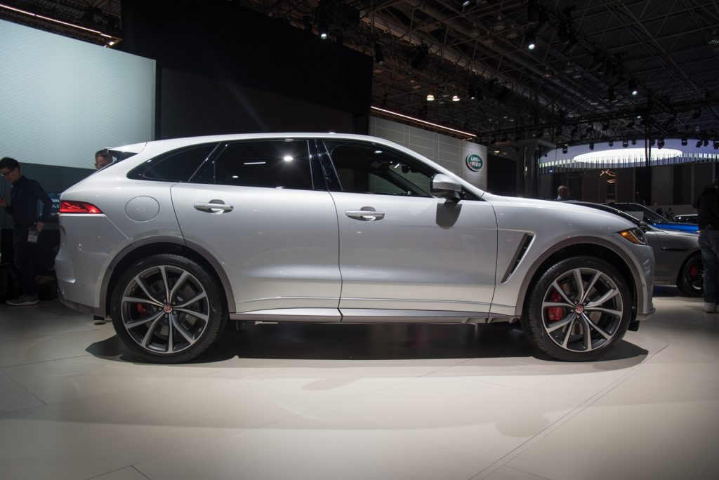 47 The 2019 Jaguar Xq Crossover New Review
