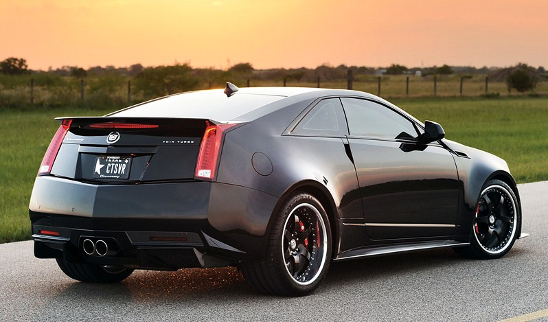 47 The 2020 Cadillac CTS V Review