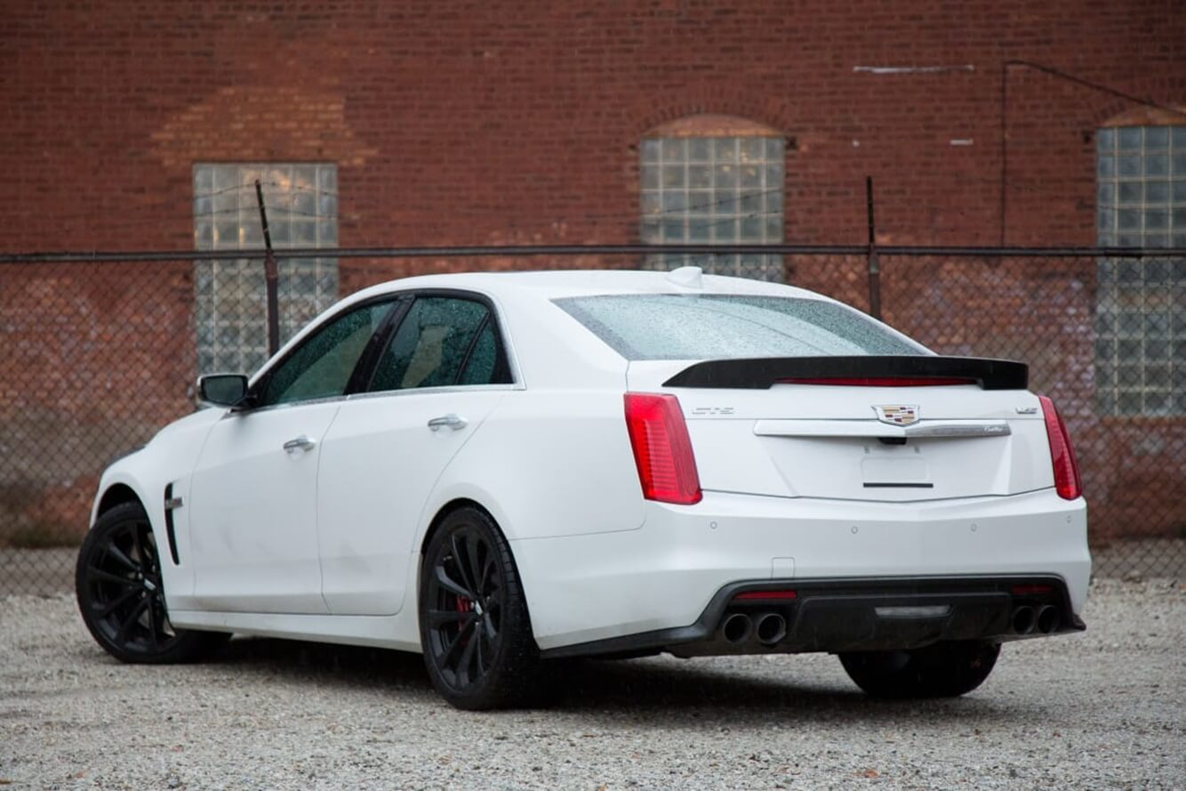 47 The 2020 Cadillac Cts V New Concept