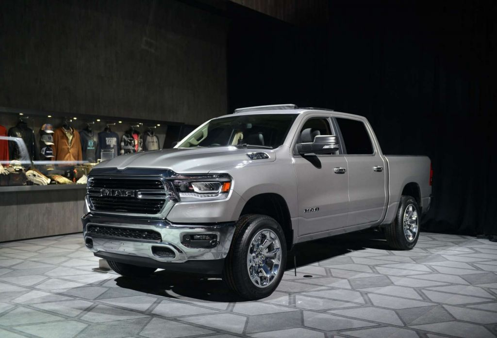 47 The 2020 Dodge Ram 2500 Picture
