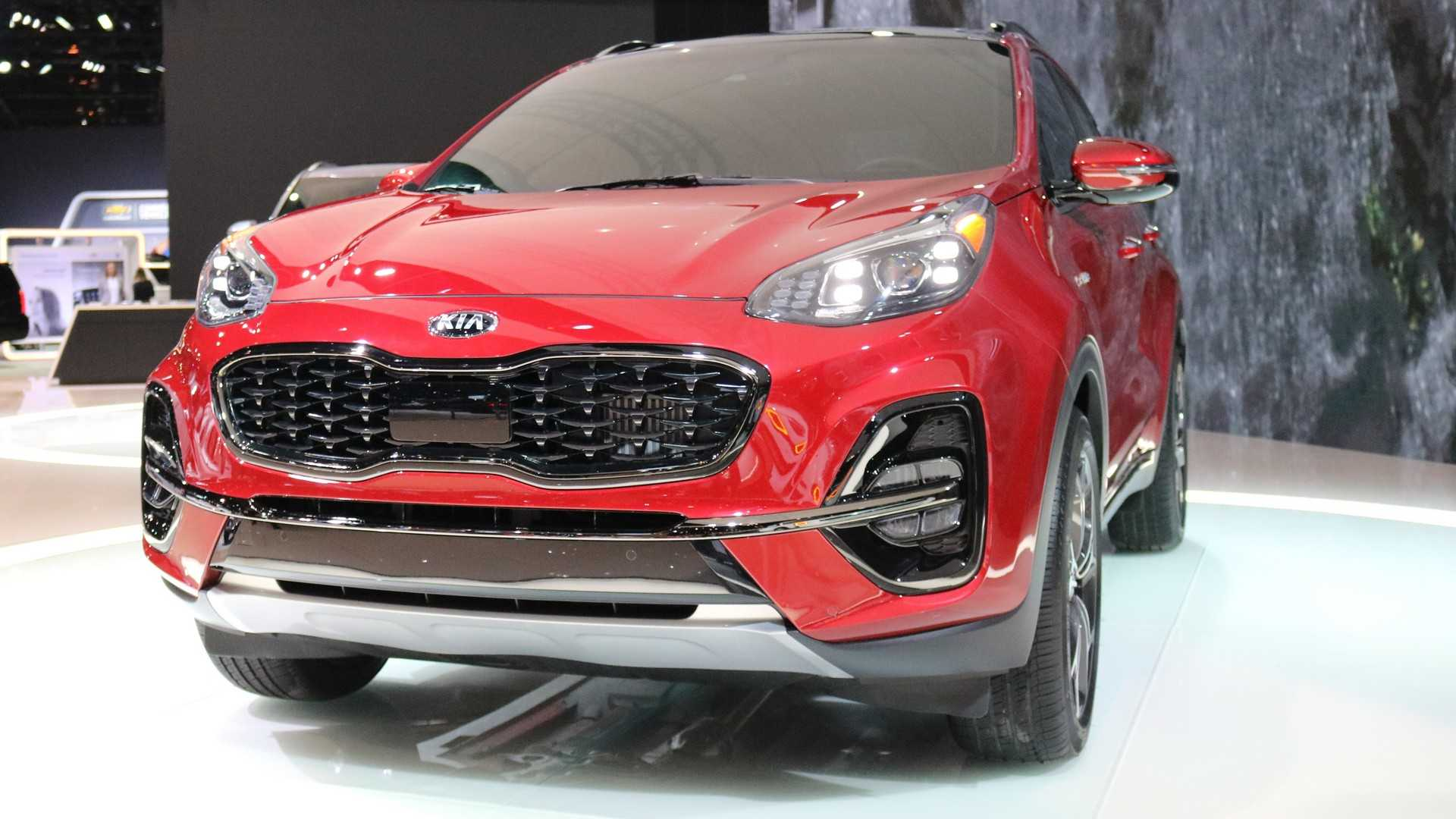 47 The 2020 KIA SportageSpy Shots New Model and Performance