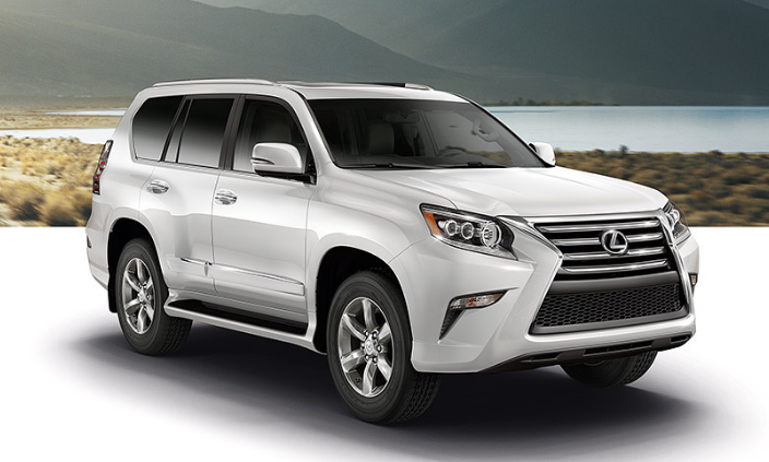 47 The 2020 Lexus GX 460 Performance
