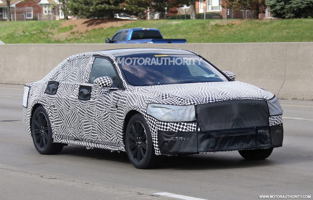 47 The 2020 Lincoln MKS Spy Photos Review and Release date
