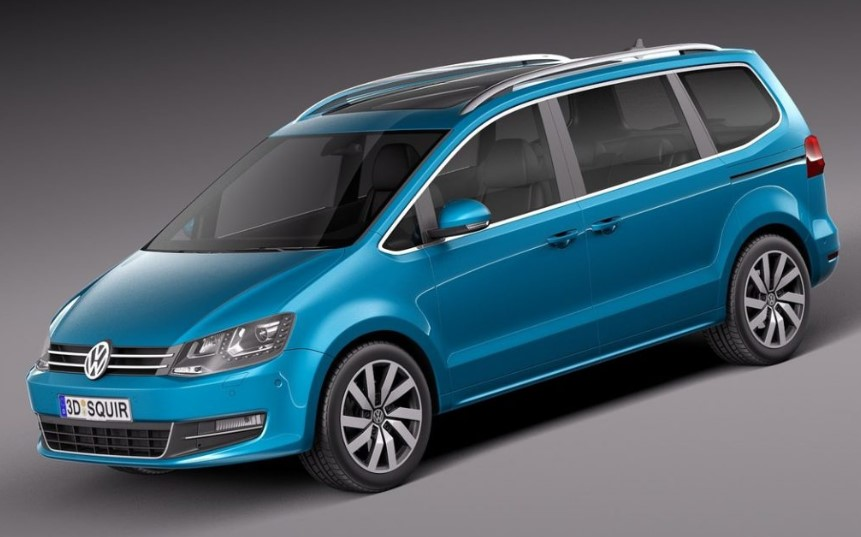 47 The 2020 Volkswagen Sharan Redesign