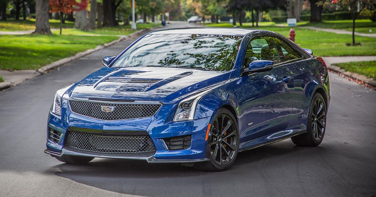 47 The Best 2019 Cadillac Cts V Coupe Release Date and Concept