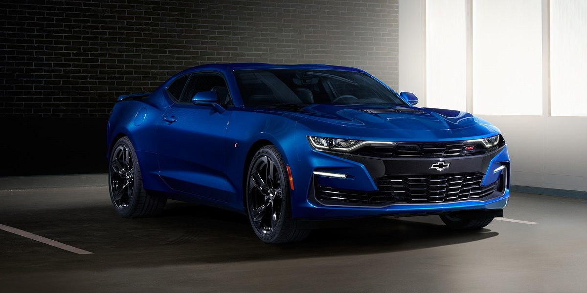 47 The Best 2019 Chevy Camaro Competition Arrival Release Date