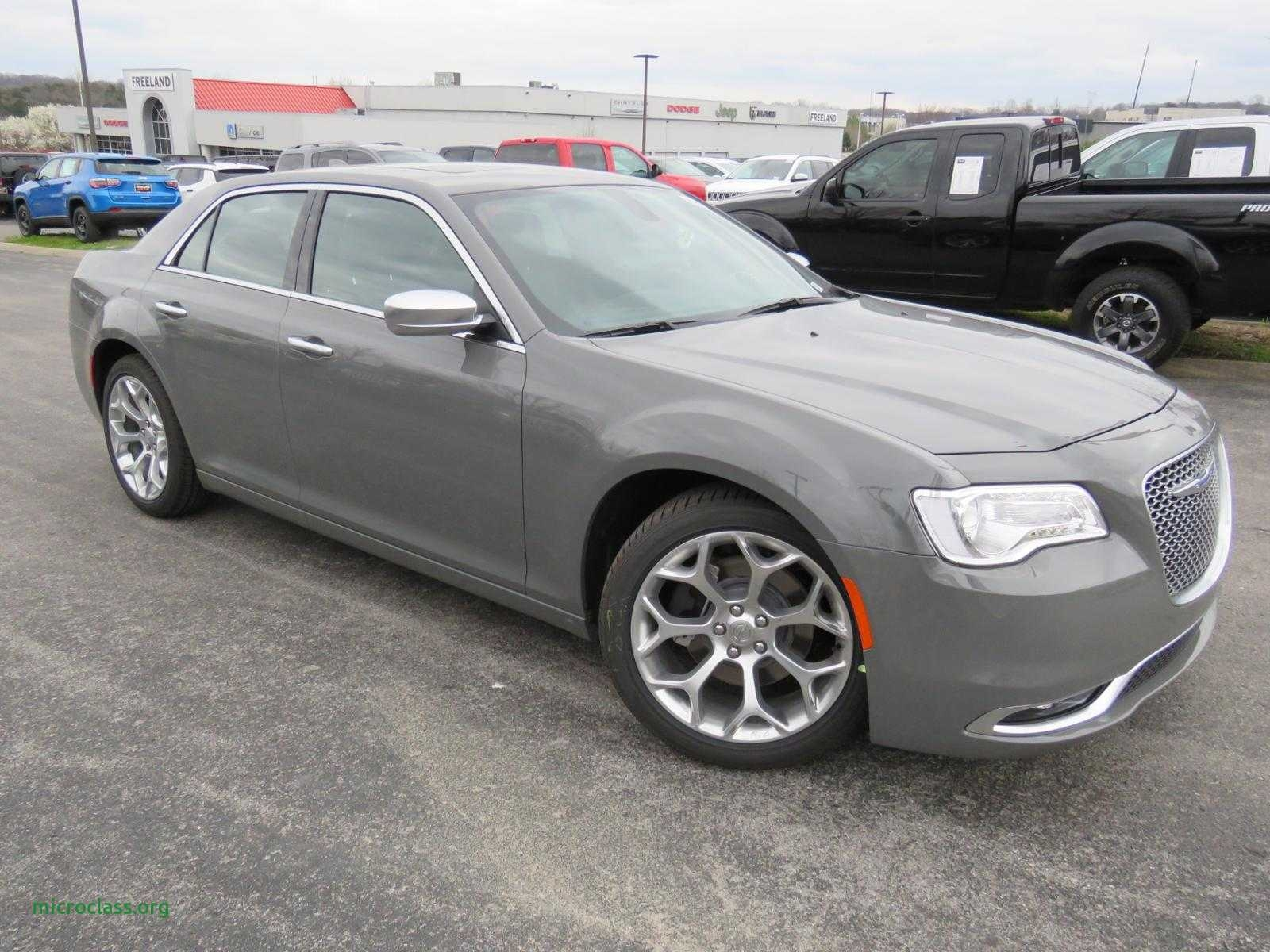 47 The Best 2019 Chrysler 100 Sedan Configurations