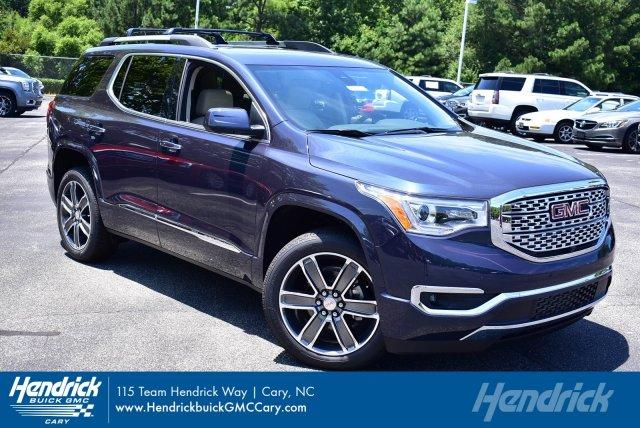 47 The Best 2019 Gmc Acadia Denali Pictures