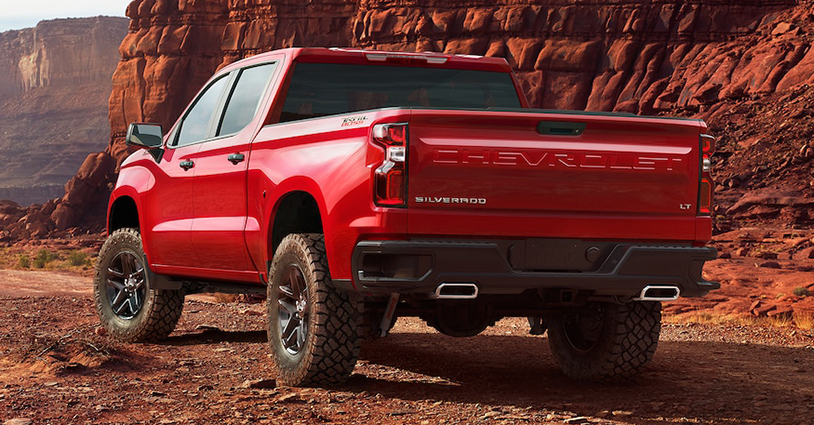 47 The Best 2019 Silverado 1500 Engine