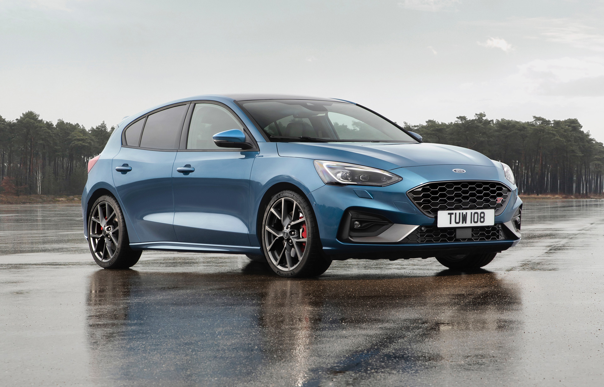 47 The Best 2020 Ford Focus Rs St Interior