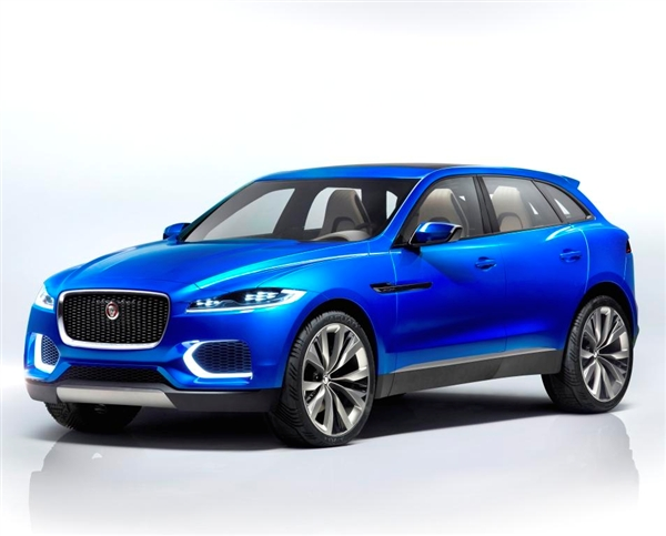 47 The Best 2020 Jaguar C X17 Crossover Release Date and Concept