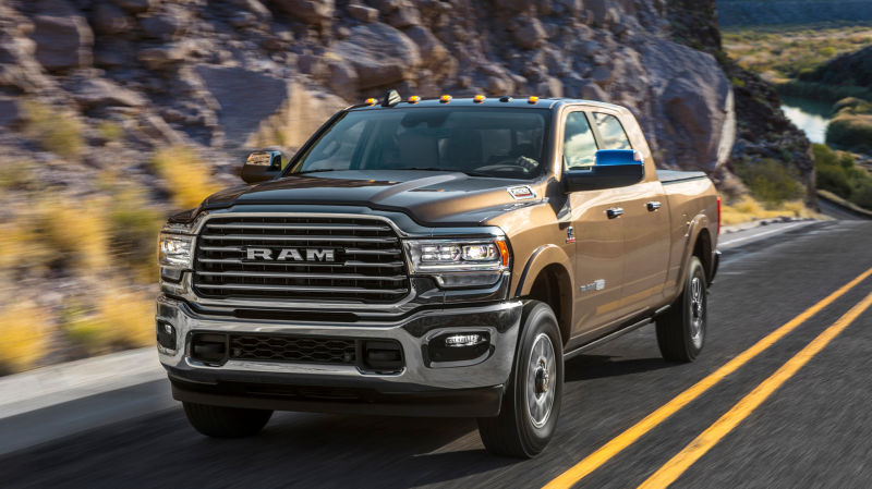 47 The Best 2020 Ram 3500 Diesel Exterior