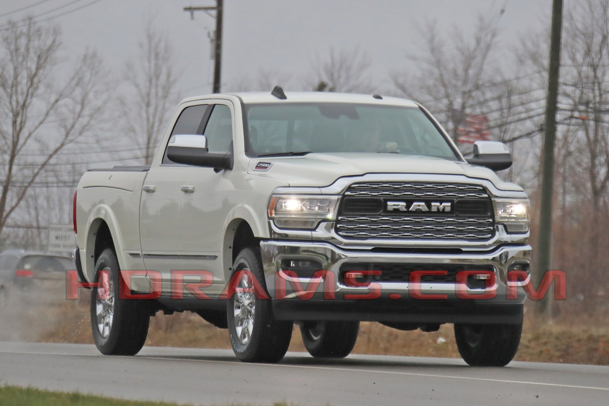48 A 2019 Dodge Ram 2500 Cummins Spesification