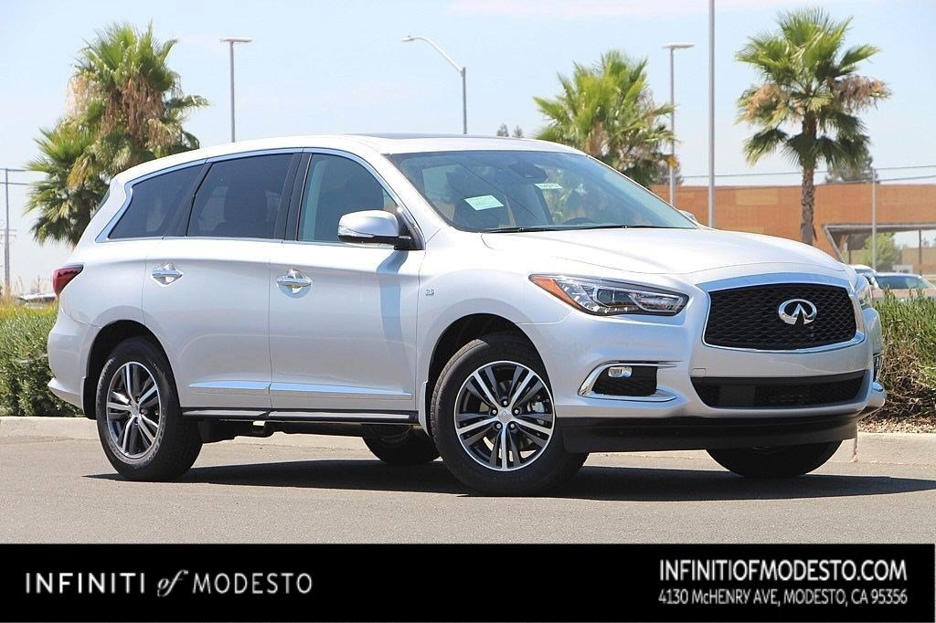 48 A 2019 Infiniti Qx60 Overview