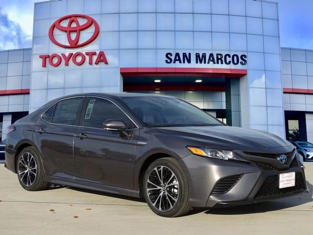 48 A 2019 Toyota Camry Se Hybrid Ratings