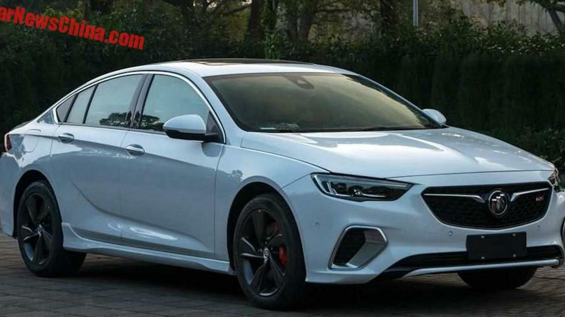 48 A 2020 Buick Regal Gs Coupe Exterior and Interior
