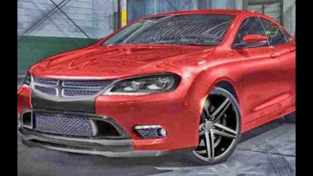 48 A 2020 Dodge Avenger Redesign and Concept