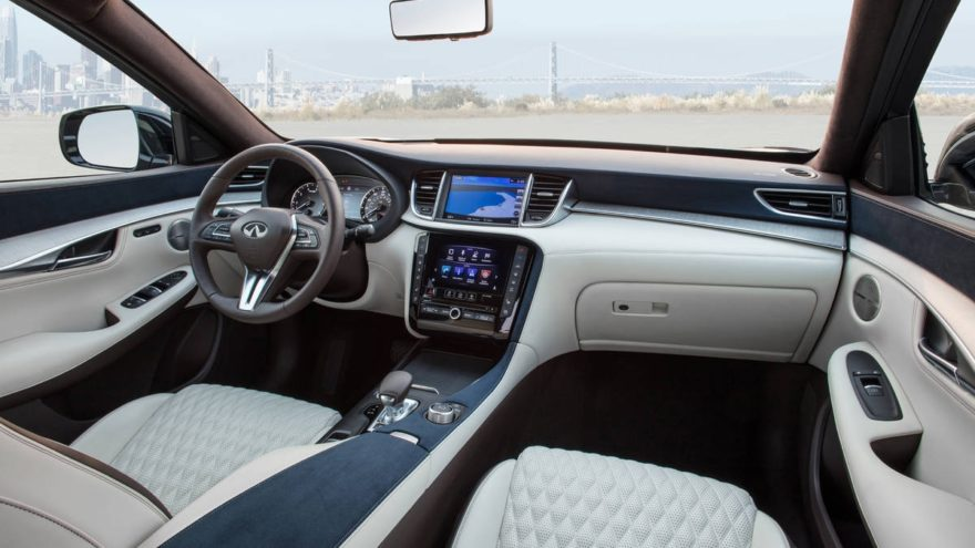 48 A 2020 Infiniti QX50 New Model and Performance