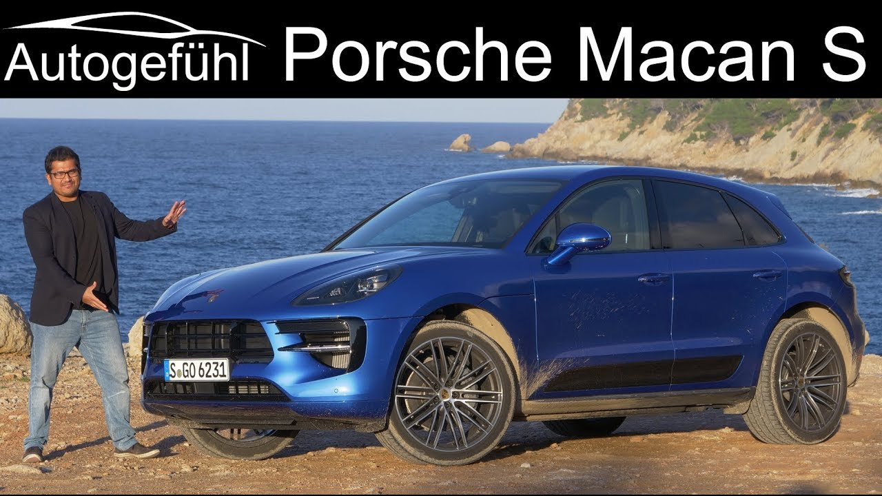 48 A 2020 Porsche Macan Concept and Review