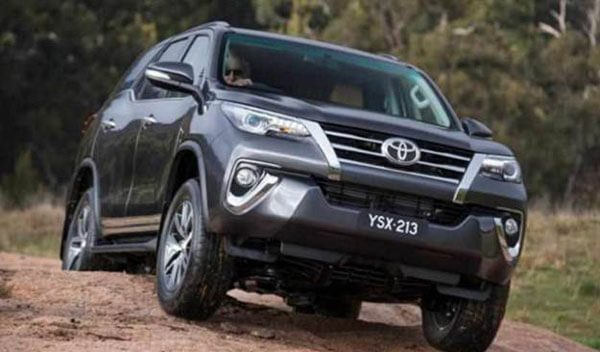 48 A 2020 Toyota 4Runner Picture