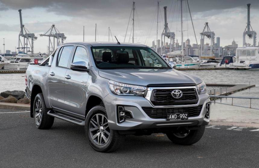 48 A 2020 Toyota Hilux Price Design and Review