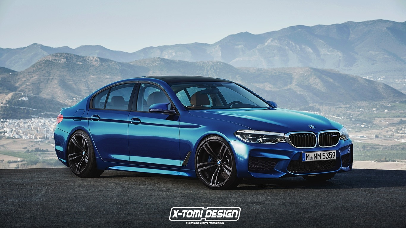 48 All New 2020 BMW M5 Xdrive Awd Photos