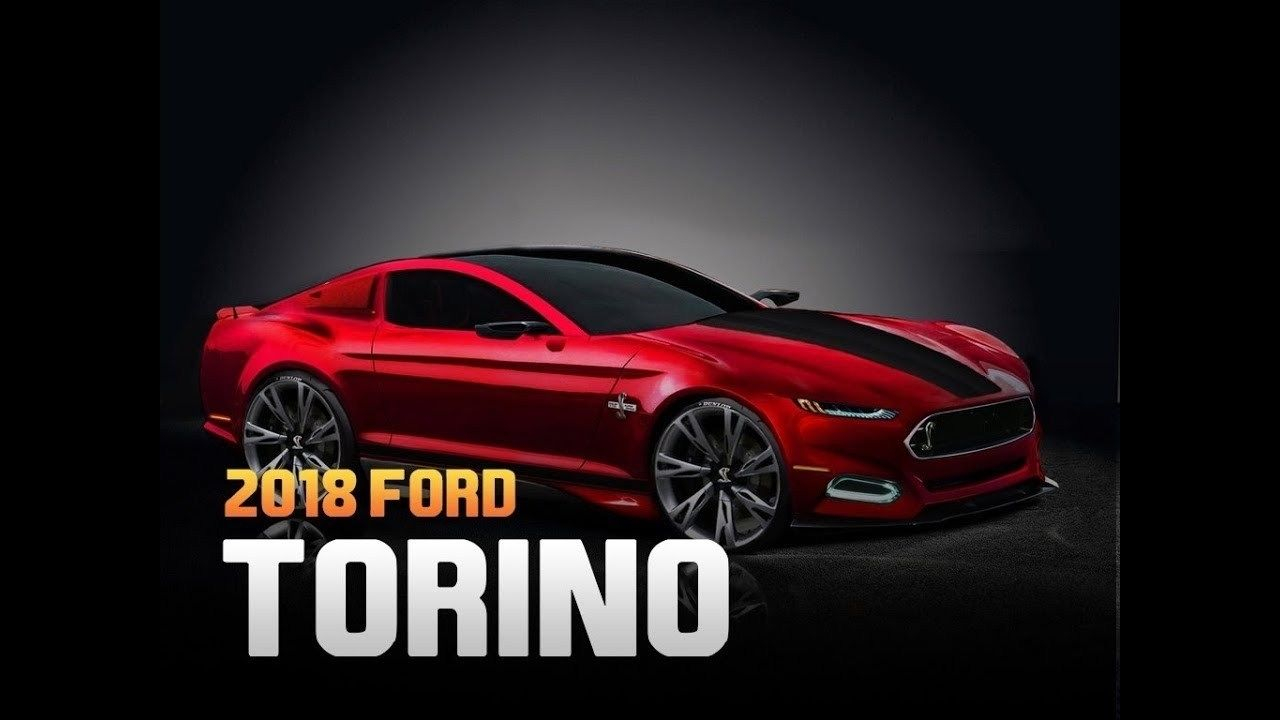 48 All New 2020 Ford Torino Engine