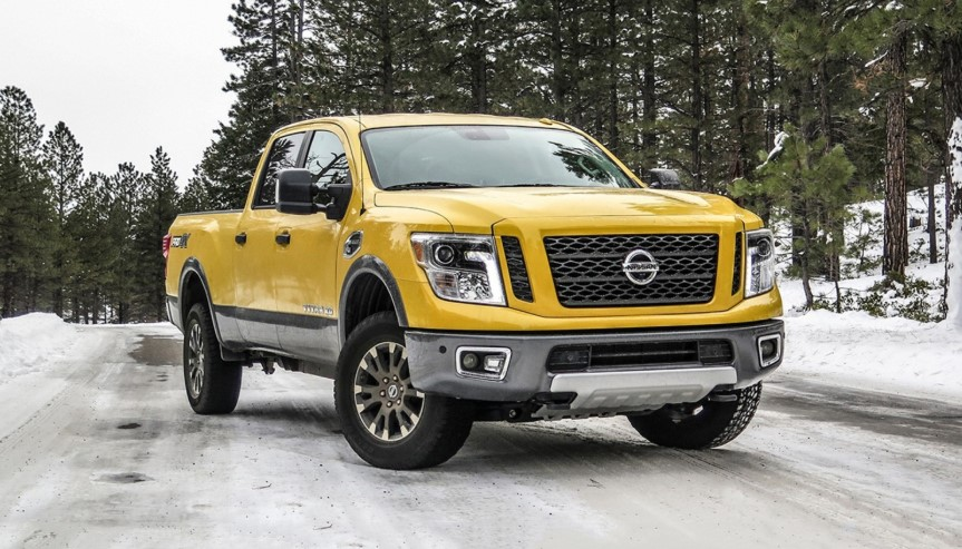 48 All New 2020 Nissan Titan Xd Pricing