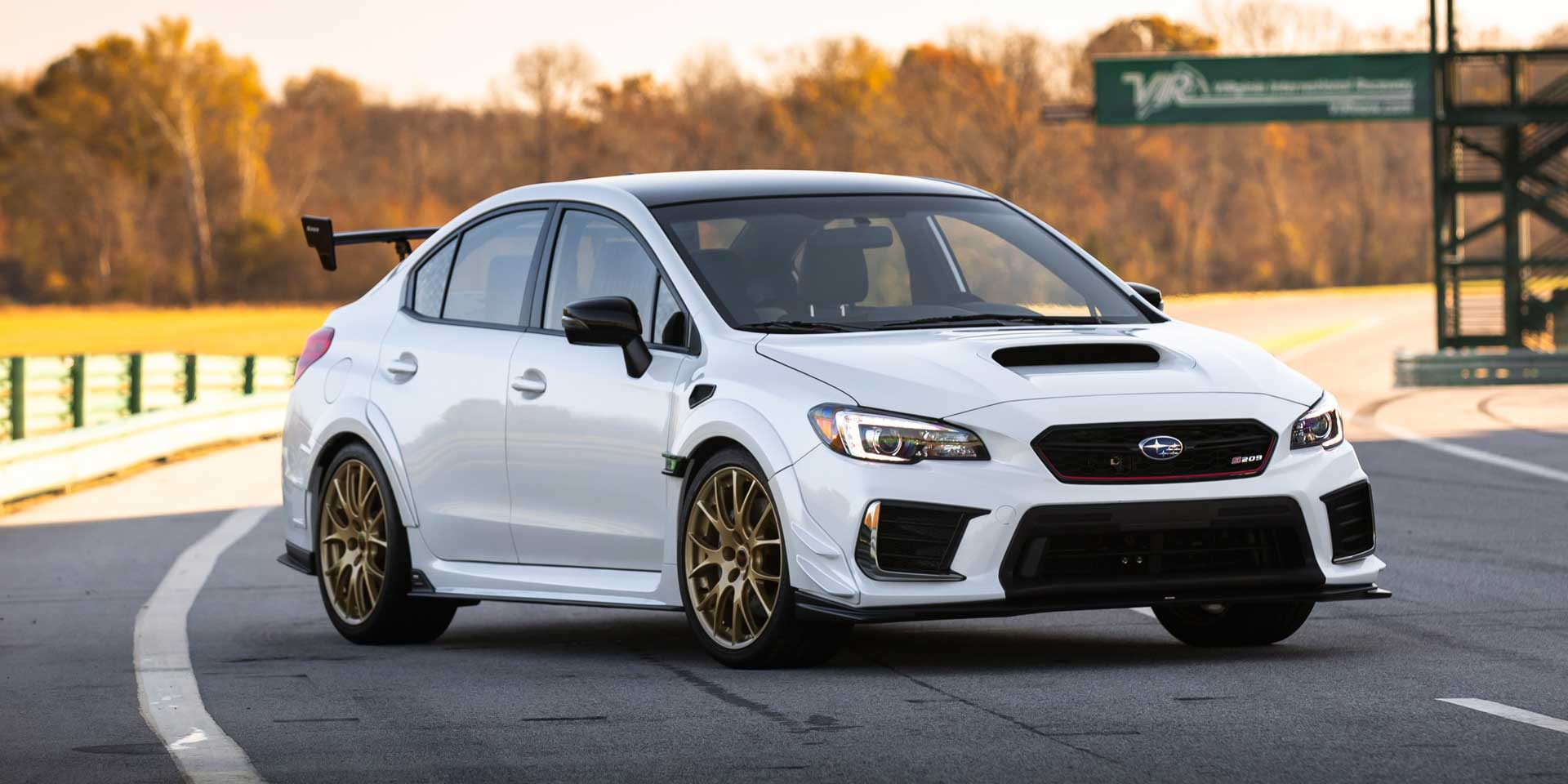 48 All New 2020 Subaru Wrx Performance and New Engine