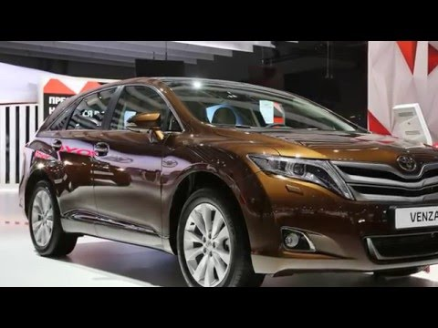 48 All New 2020 Toyota Venza New Concept