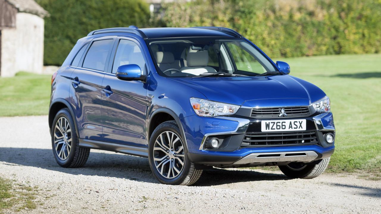 48 All New Mitsubishi Asx Exterior