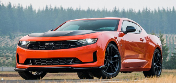 48 Best 2019 Chevy Camaro Model
