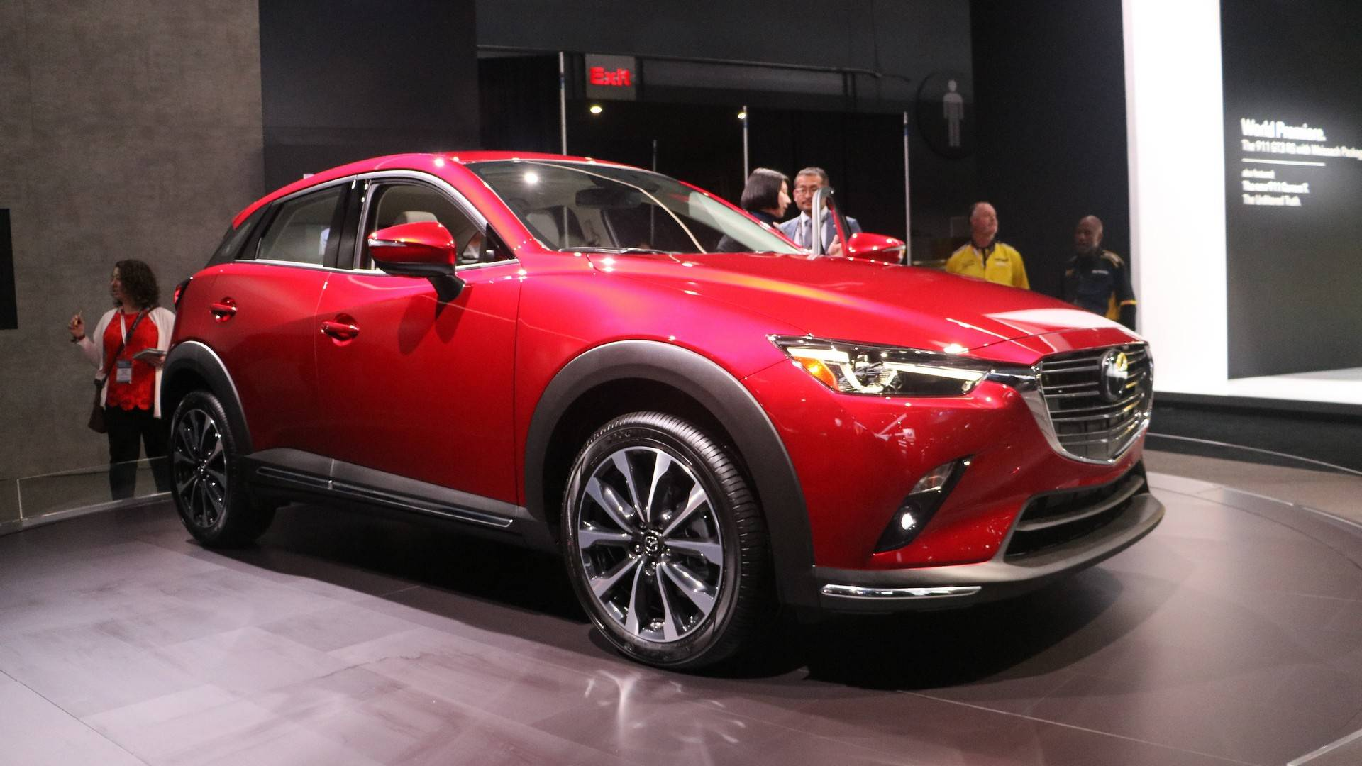 48 Best 2019 Mazda Cx 3 Rumors
