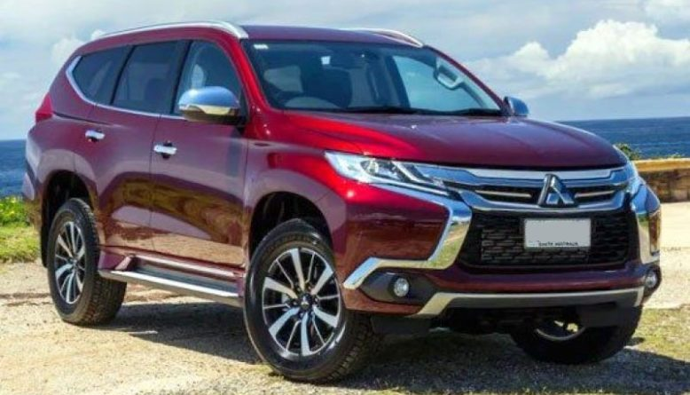 48 Best 2020 All Mitsubishi Pajero Redesign and Concept