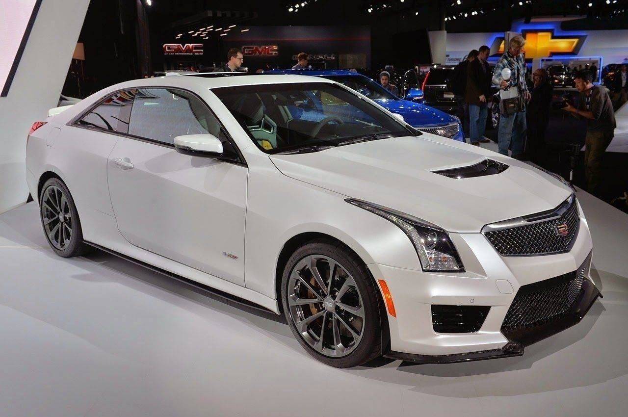 48 Best 2020 Cadillac Cts V Coupe Release