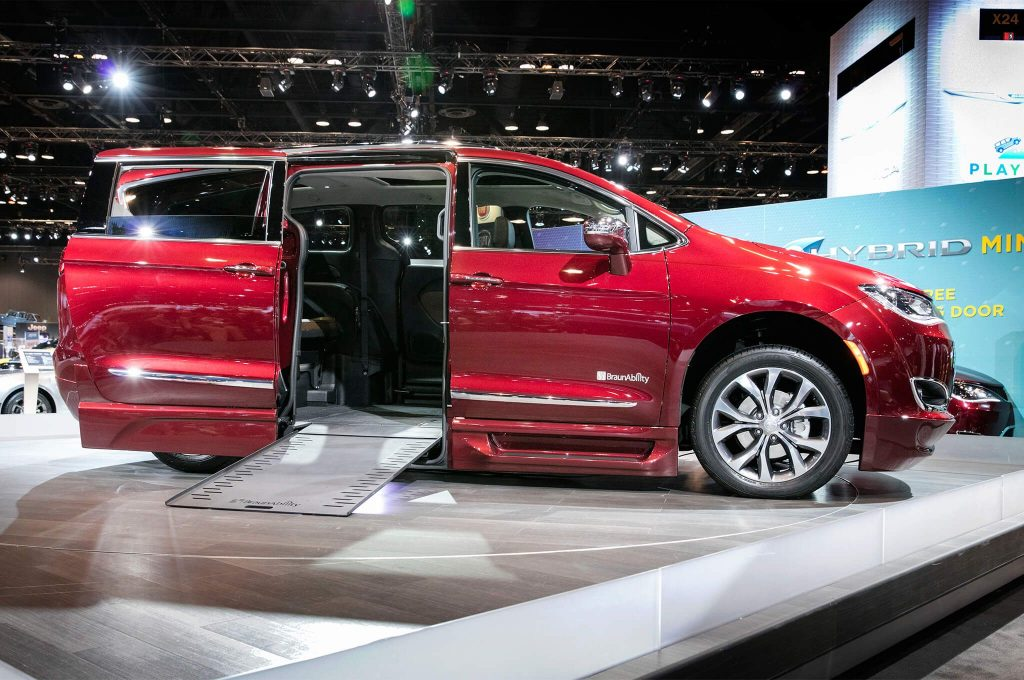 48 Best 2020 Chrysler Town Country Awd Release
