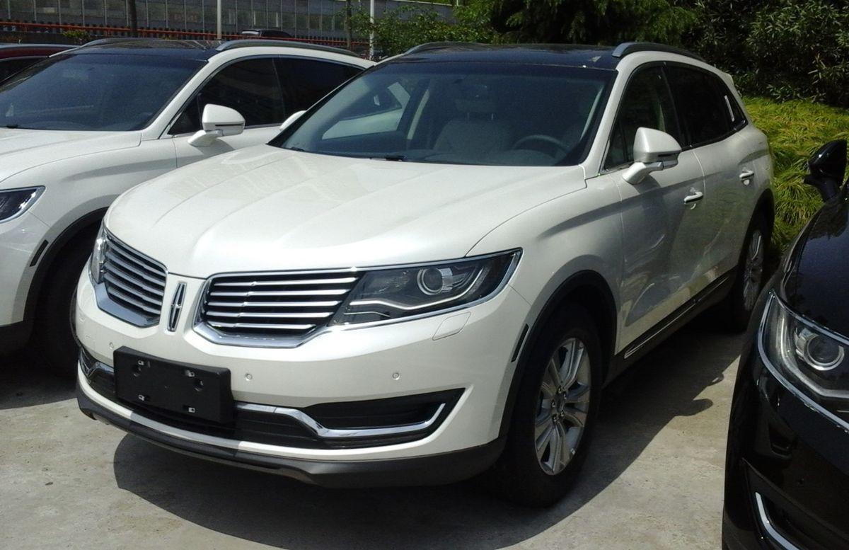48 Best 2020 Lincoln Mkx At Beijing Motor Show New Model and Performance