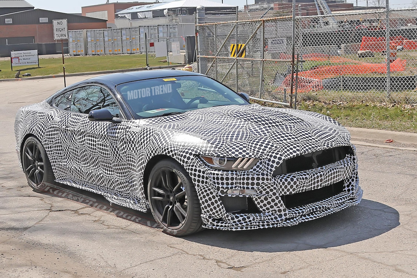 48 Best 2020 The Spy Shots Ford Mustang Svt Gt 500 Pictures