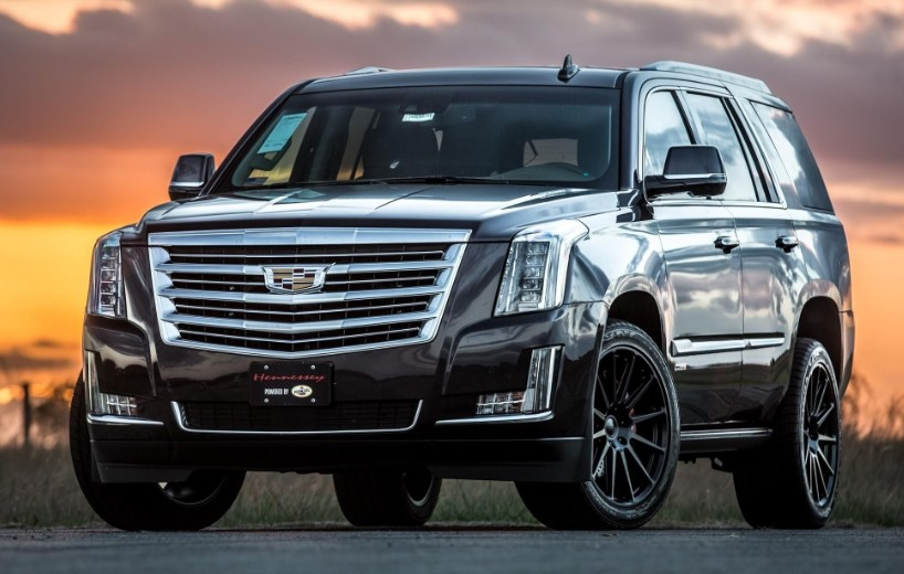 48 New 2019 Cadillac Escalade Ext Wallpaper
